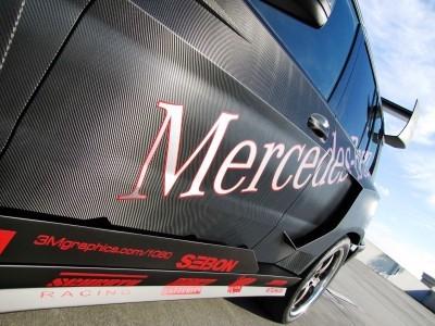 RENNtech 2011 Mercedes-Benz GLK350 SPEC.R Hybrid Pikes Peak 4