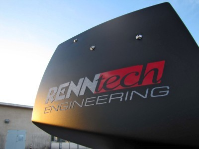 RENNtech GLK350 SPEC.R Hybrid Pikes Peak15