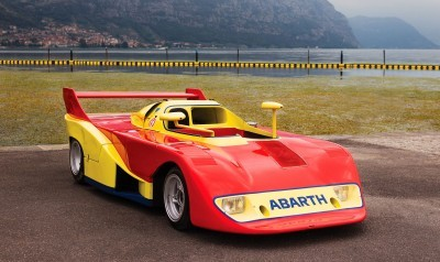 RM London 2015 - 1974 Abarth 2000 SE 027 1