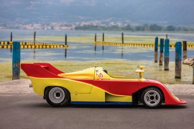 RM London 2015 - 1974 Abarth 2000 SE 027 5