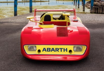 RM London 2015 - 1974 Abarth 2000 SE 027 6