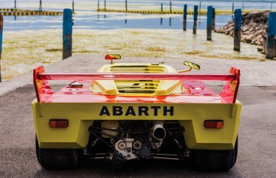 RM London 2015 - 1974 Abarth 2000 SE 027 7