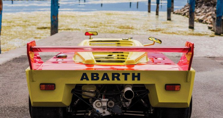 RM London 2015 - 1974 Abarth 2000 SE 027