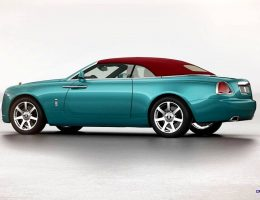 2017 Rolls-Royce DAWN Is Sleek New Wraith Cabrio – Updated With Configurator Details