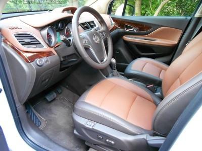 Road Test Review - 2015 Buick Encore AWD Premium with Ken Glassman 10