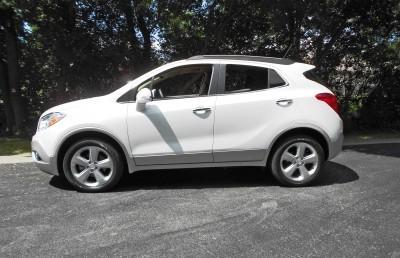 Road Test Review - 2015 Buick Encore AWD Premium with Ken Glassman 15