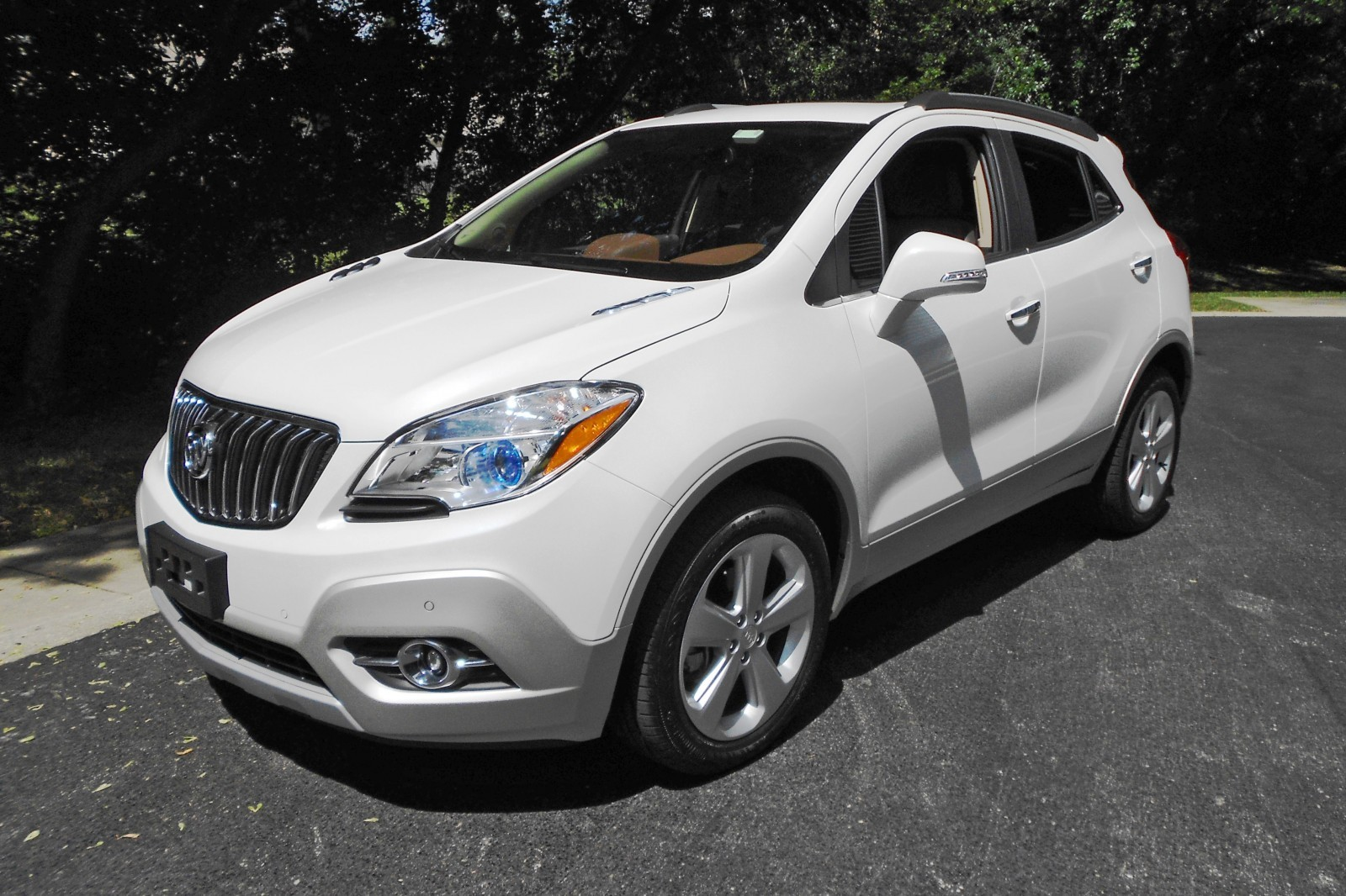 Best Awd Sedans >> 2015 Buick Encore AWD Review