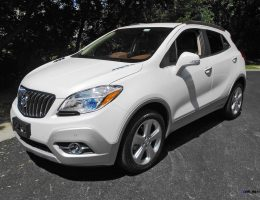 Road Test Review – 2015 Buick Encore AWD Premium with Ken Glassman