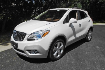Road Test Review - 2015 Buick Encore AWD Premium with Ken Glassman 16