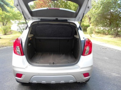 Road Test Review - 2015 Buick Encore AWD Premium with Ken Glassman 5