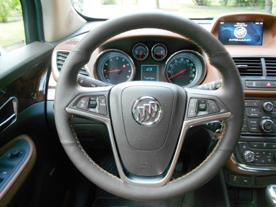 Road Test Review - 2015 Buick Encore AWD Premium with Ken Glassman 6