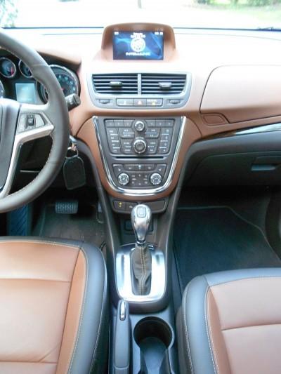 Road Test Review - 2015 Buick Encore AWD Premium with Ken Glassman 7