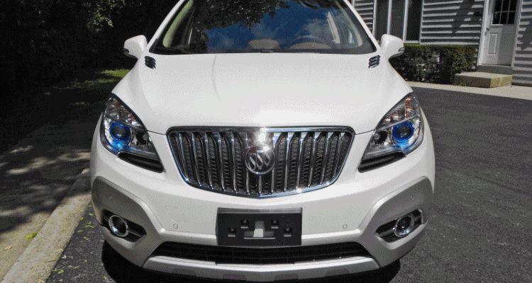 Road Test Review - 2015 Buick Encore AWD Premium with Ken Glassman