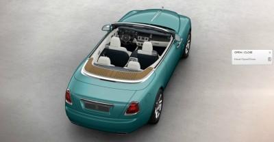 Rolls Royce DAWN Configurator 10