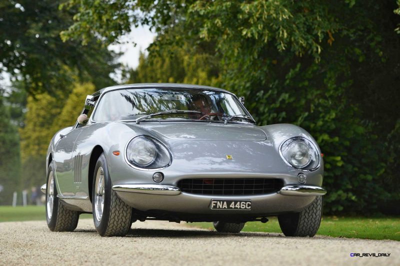 SALON PRIVE 2015 Mega Gallery 29