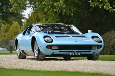 SALON PRIVE 2015 Mega Gallery 30