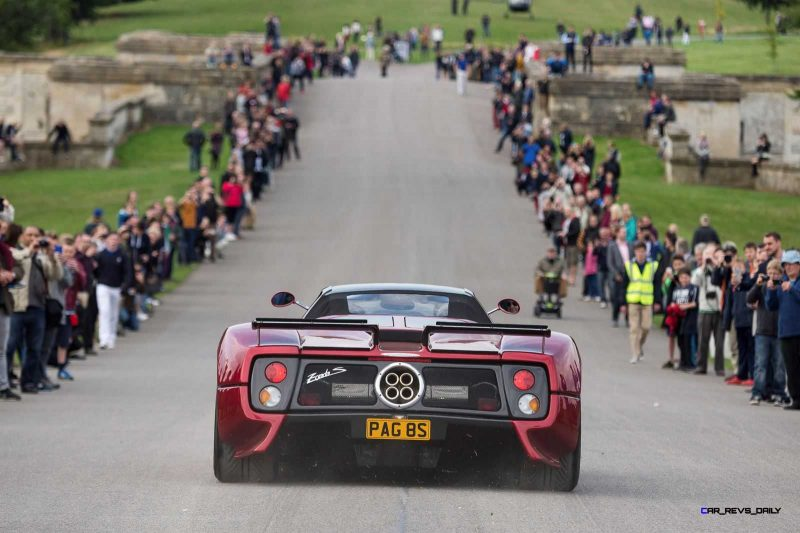 SALON PRIVE 2015 Mega Gallery Part Three 12