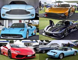 SALON PRIVE 2015 Mega Gallery – Part Two in 168 New Photos