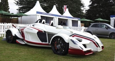 SALON PRIVE 2015 Mega Gallery - Part Two 17