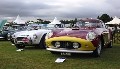 SALON PRIVE 2015 Mega Gallery - Part Two 30