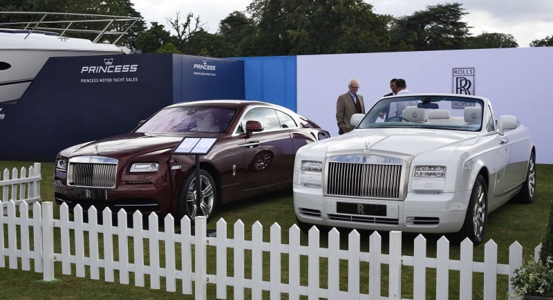 SALON PRIVE 2015 Mega Gallery - Part Two 77