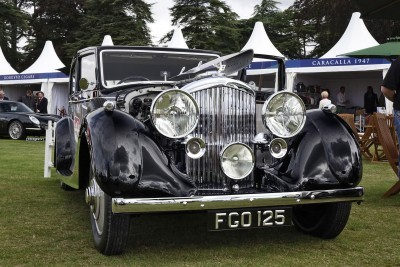 SALON PRIVE 2015 Mega Gallery - Part Two 99