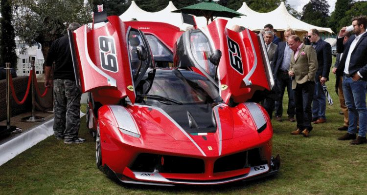 SALON PRIVE 2015 Mega Gallery - Part Two in 168 New Photos