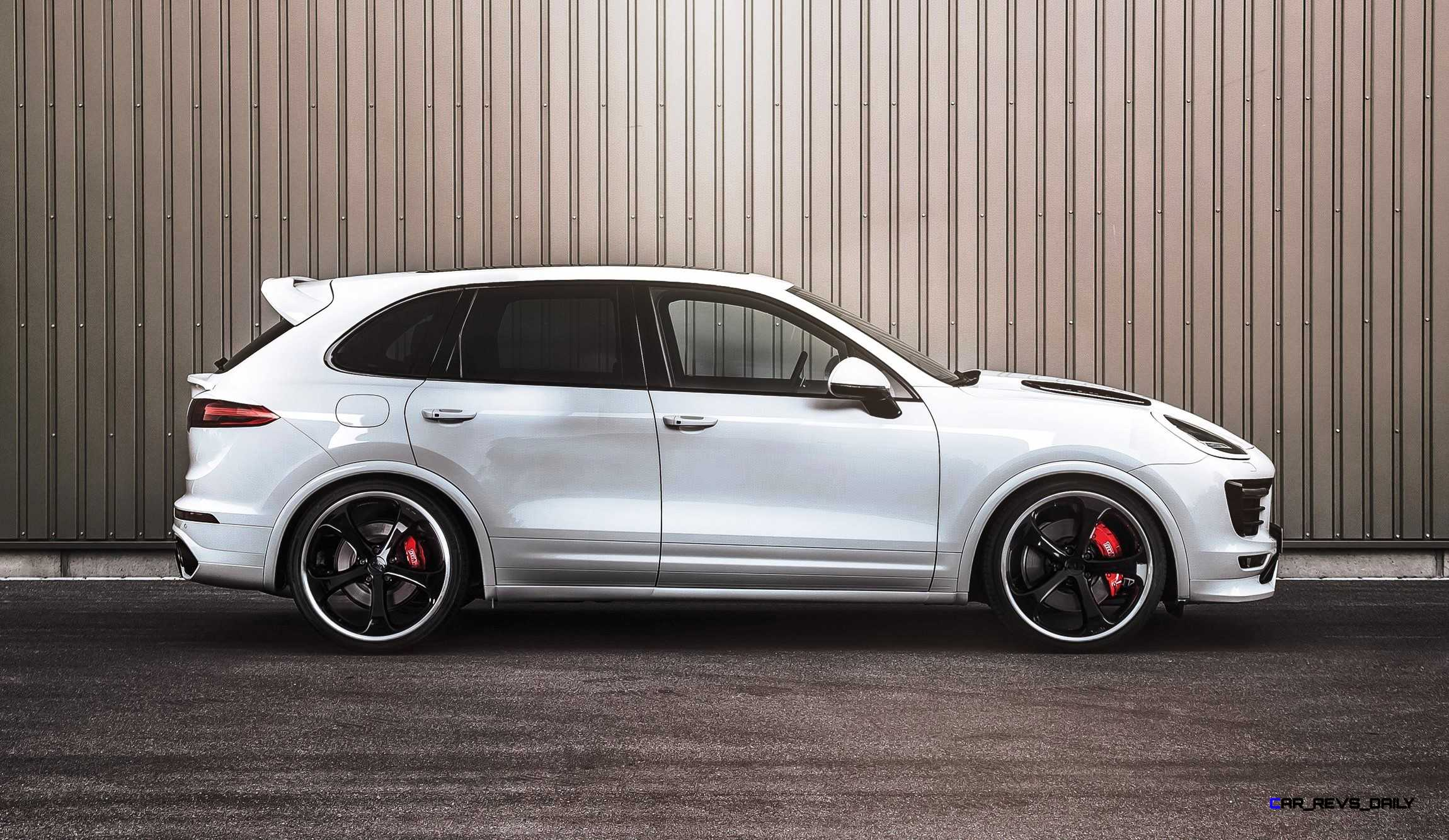 techart launches 700hp 2016 porsche cayenne turbo powerkit car revs. Black Bedroom Furniture Sets. Home Design Ideas