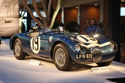 Top 20 MOST WANTED Supercars from Pebble Beach 2015 1