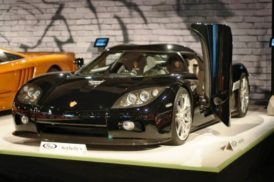 Top 20 MOST WANTED Supercars from Pebble Beach 2015 10