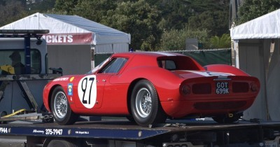 Top 20 MOST WANTED Supercars from Pebble Beach 2015 108
