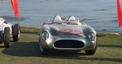 Top 20 MOST WANTED Supercars from Pebble Beach 2015 110