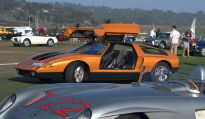 Top 20 MOST WANTED Supercars from Pebble Beach 2015 129