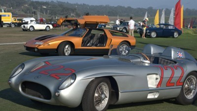 Top 20 MOST WANTED Supercars from Pebble Beach 2015 130