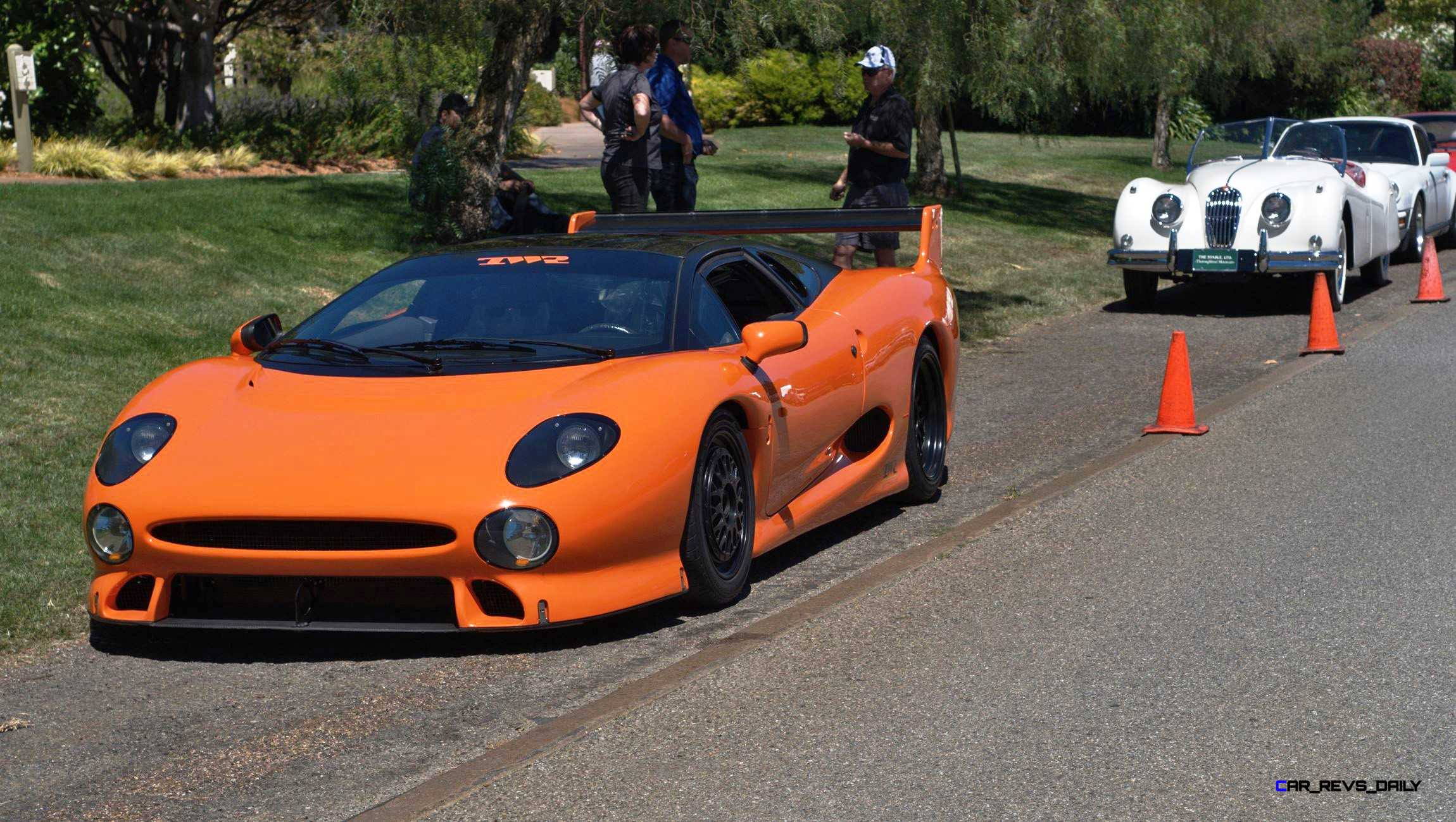 Top 20 Most Wanted Supercars From Pebble Beach 2015 120
