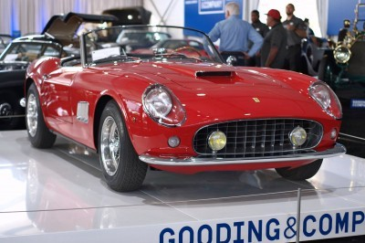 Top 20 MOST WANTED Supercars from Pebble Beach 2015 23