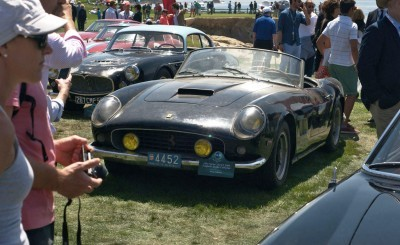 Top 20 MOST WANTED Supercars from Pebble Beach 2015 57