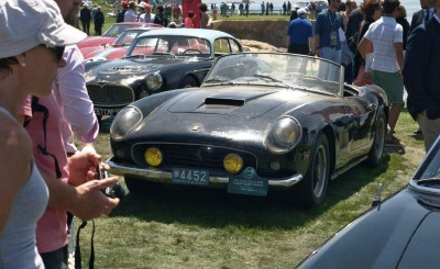 Top 20 MOST WANTED Supercars from Pebble Beach 2015 58
