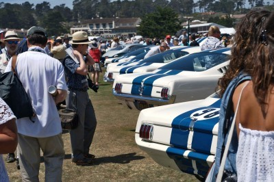 Top 20 MOST WANTED Supercars from Pebble Beach 2015 61