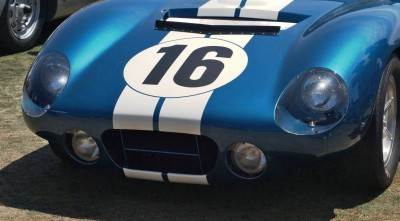 Top 20 MOST WANTED Supercars from Pebble Beach 2015 64