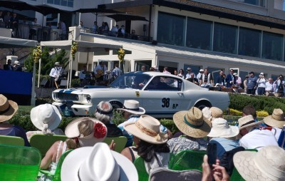 Top 20 MOST WANTED Supercars from Pebble Beach 2015 93