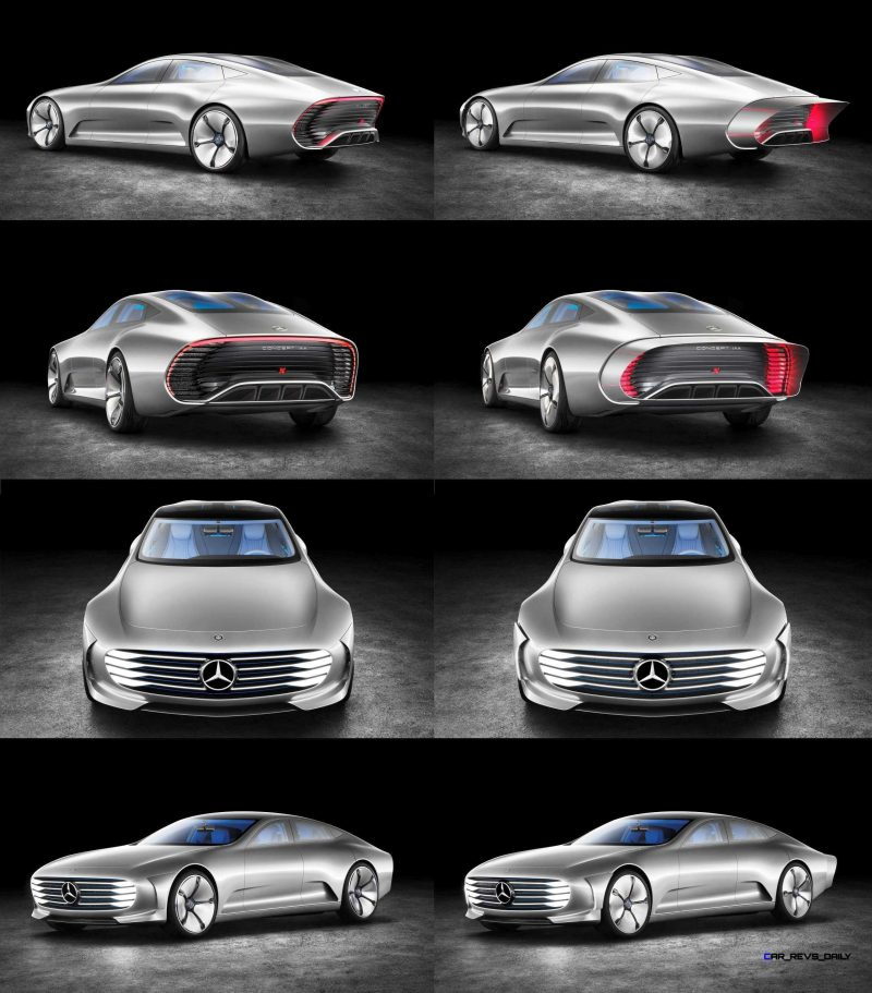Update1 - 2015 Mercedes-Benz Concept IAA + Frankfurt S-Class Cabrio Reveal 39-tile