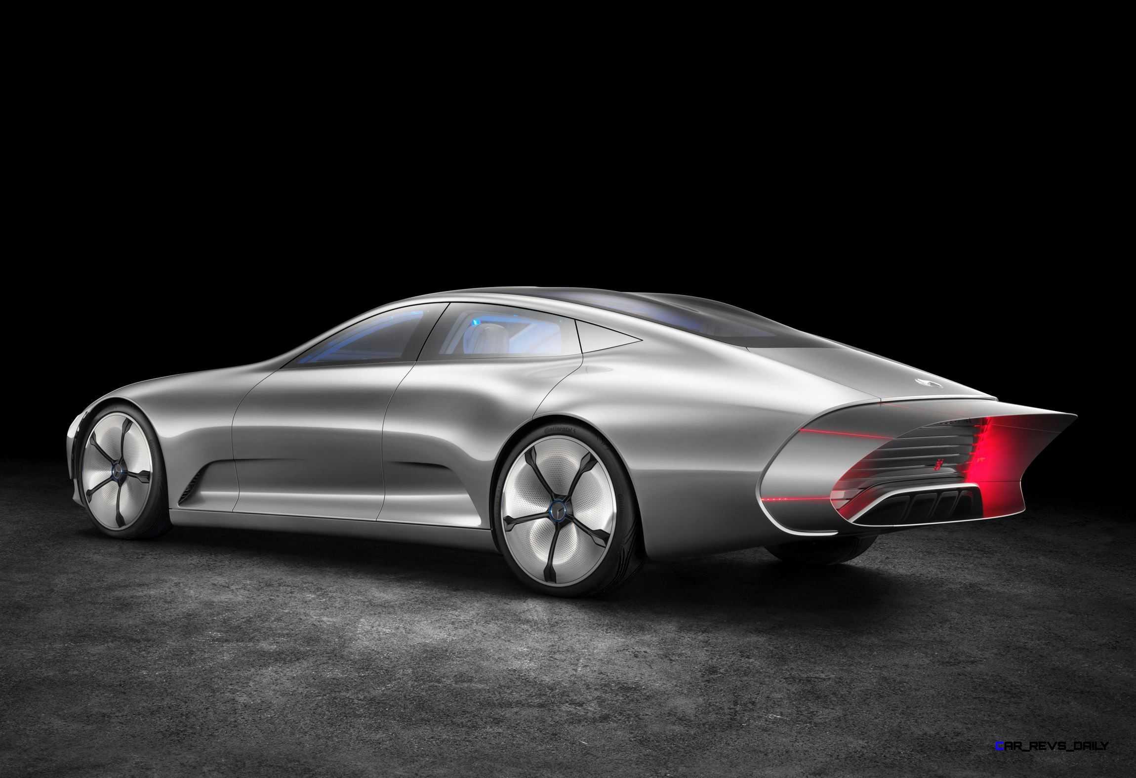 2015 mercedes benz concept iaa for Mercedes benz future