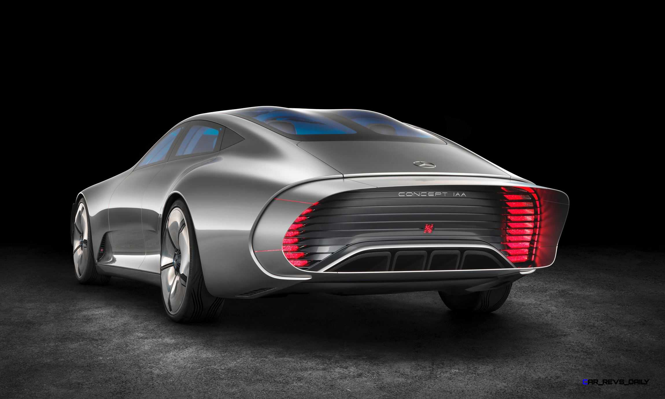 2015 mercedes benz concept iaa for Mercedes benz new cars 2015