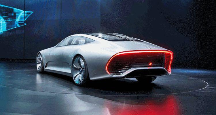 Update1 - 2015 Mercedes-Benz Concept IAA animations
