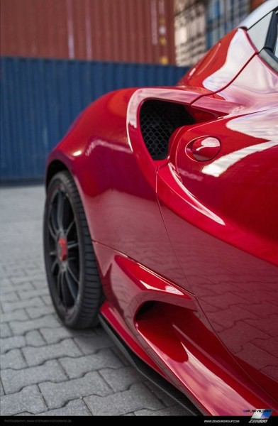 ZENDER Alfa Romeo 4C 11