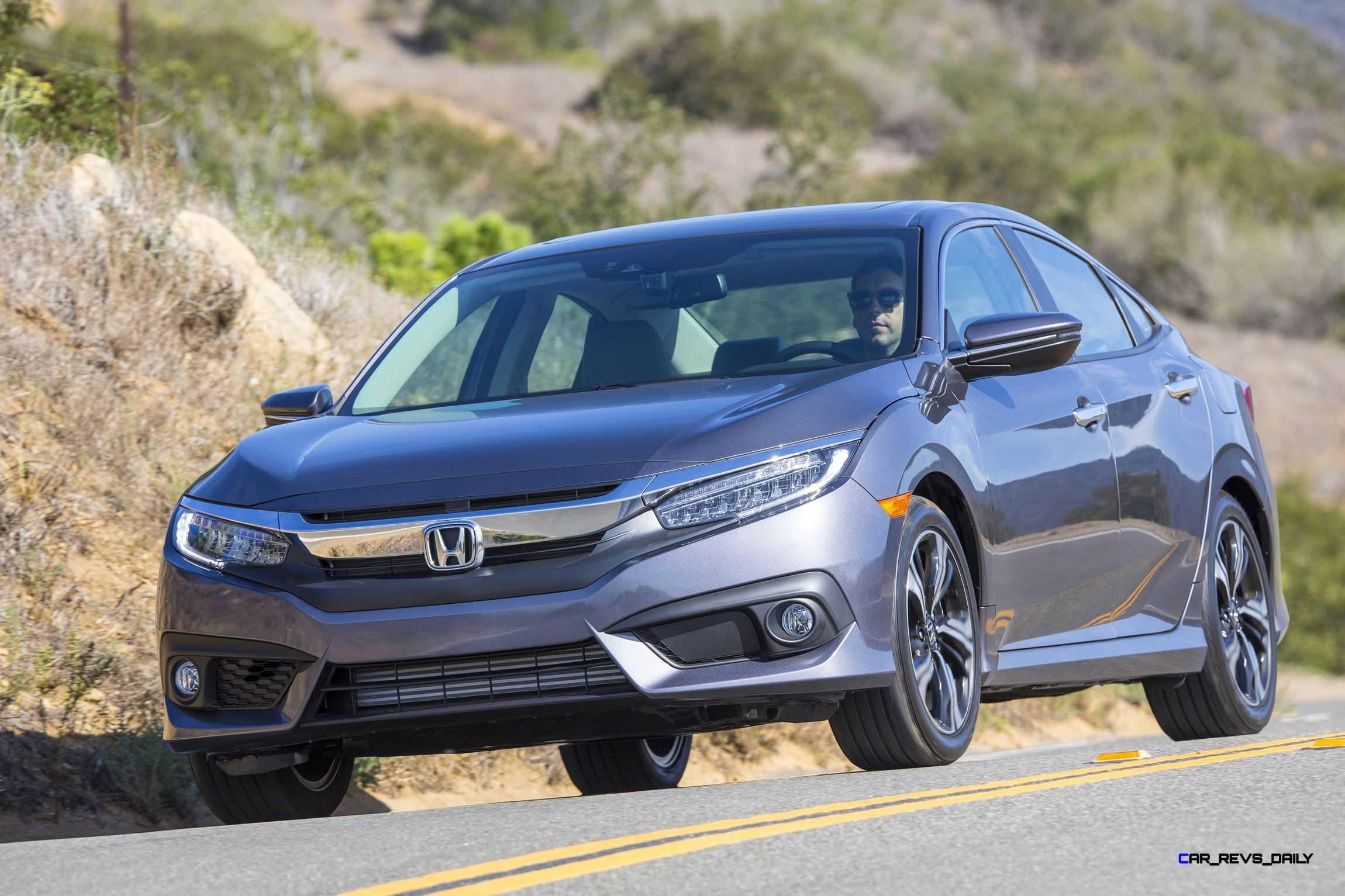 2016 honda civic sedan full tech specs 160 photos and for Honda civic 2016 dimensions