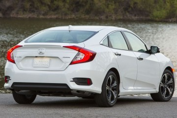 2016 Honda CIVIC Sedan – Full Tech Specs, 160 Photos and Upgraded Features Detail