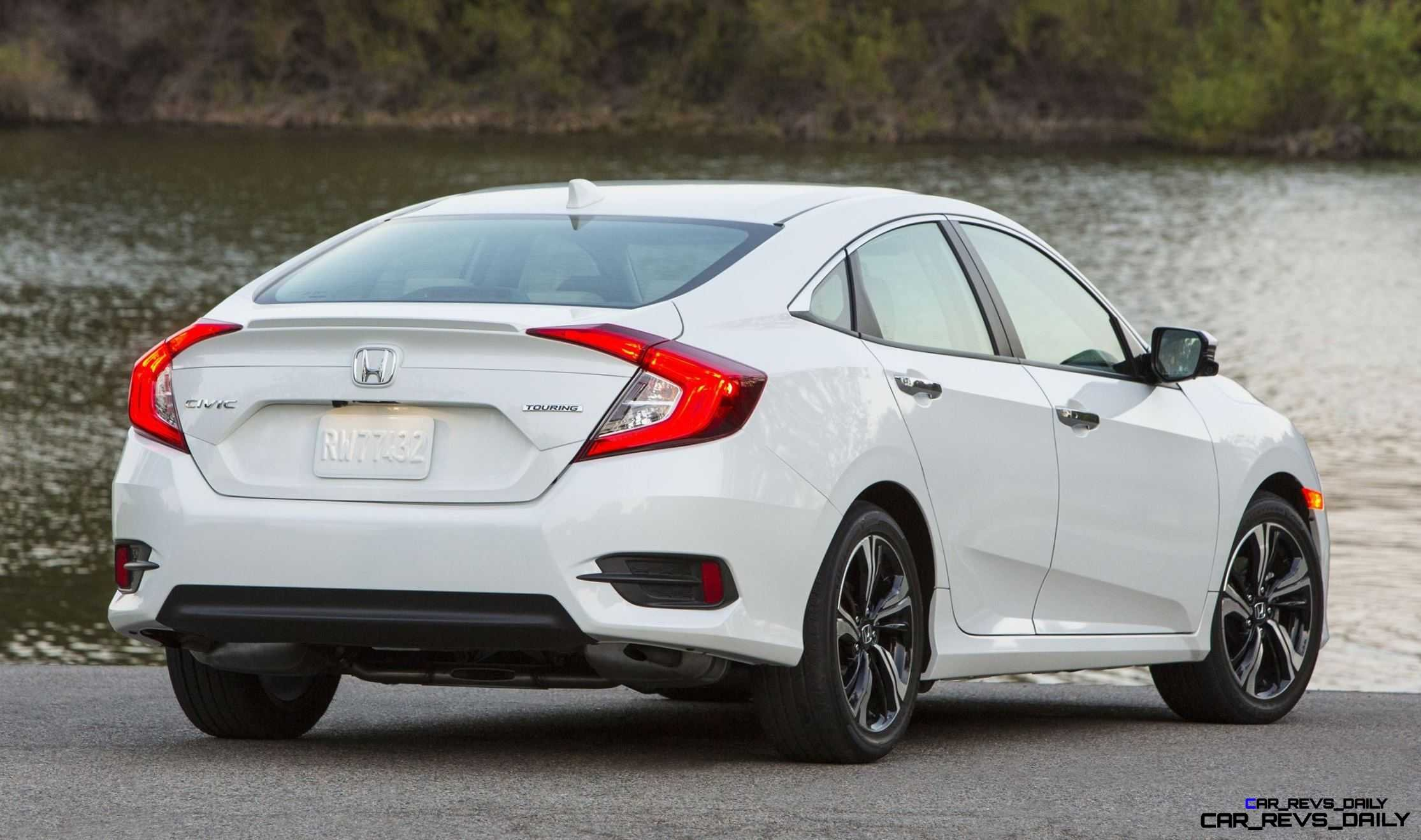 The 2016 Honda Civic Sedan Is Absolutely Miraculous We Had No Idea Would Go Do Or On This Model Redesign But Are Thrilled With Results