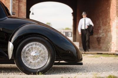 1938 Bugatti Type 57C Atalante 19